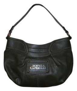 Sophia Caperilli Leather Hobo Bag