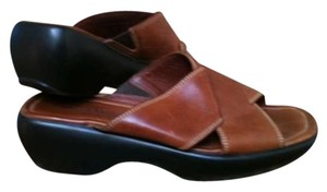 Cole Haan Vintage Brown Sandals
