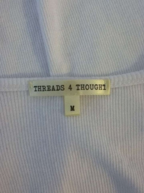 Threads 4 Thought T Shirt White