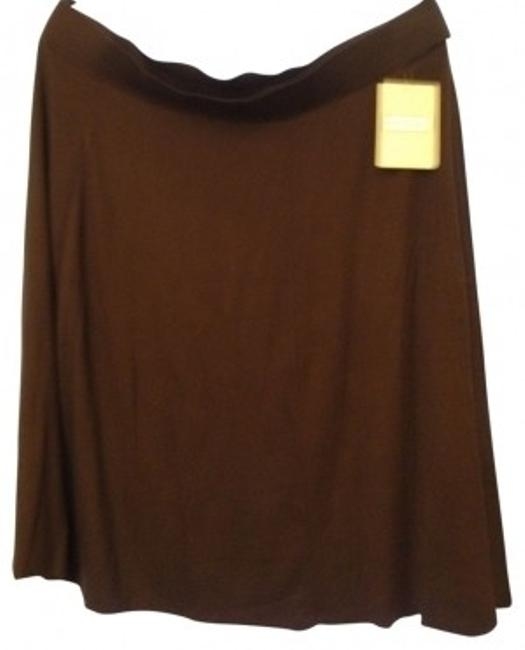 Merona Skirt Brown