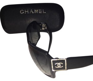 Chanel Rare Chanel 5081-B Sunlasses with Crystals