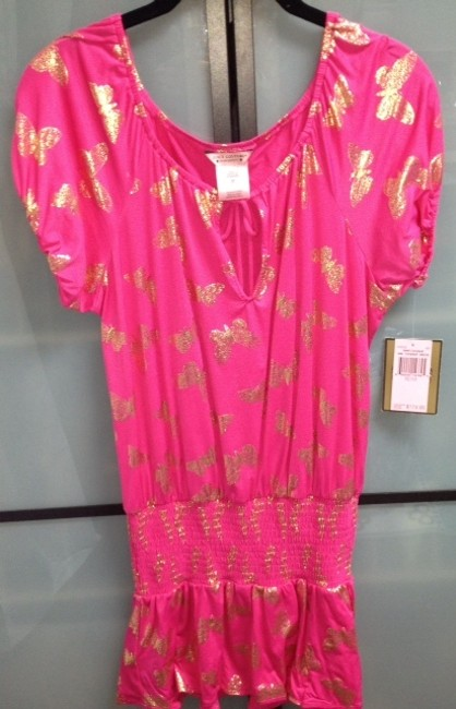 Preload https://item1.tradesy.com/images/juicy-couture-fuchsia-with-gold-butterflies-martinique-blouse-size-petite-6-s-357925-0-0.jpg?width=400&height=650