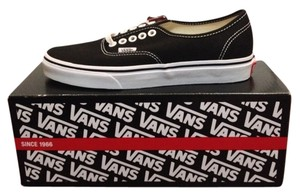 Vans Black & White Athletic