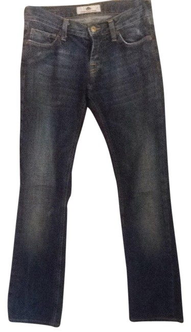 Fornarina Straight Leg Jeans-Medium Wash