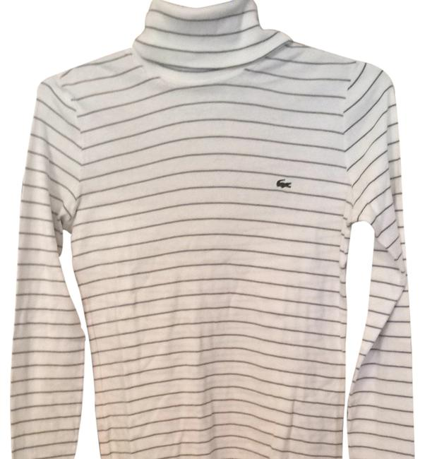 Lacoste T Shirt Striped