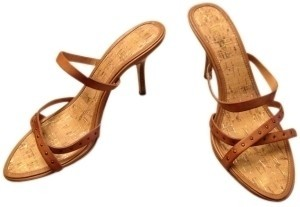 Sam & Libby Tan Sandals