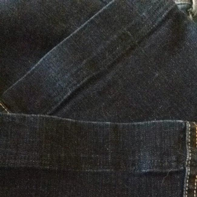 Armani Jeans Relaxed Fit Jeans-Dark Rinse