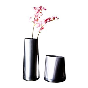 14 Modern Aluminum Vases (2 Sizes)