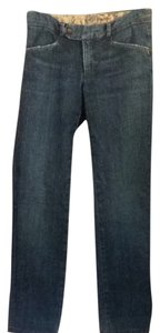 Goldsign Straight Leg Jeans-Medium Wash