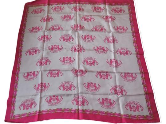 Juicy Couture Juicy Couture Silk Scarf