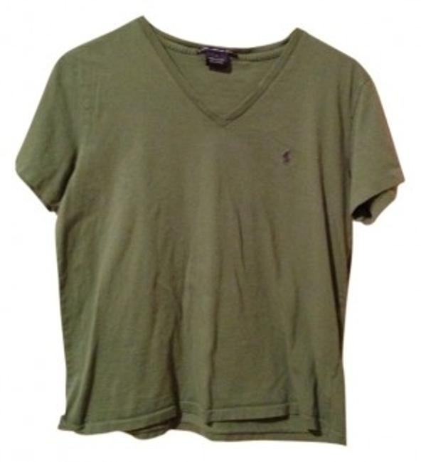 Polo Sport T Shirt Dark Green