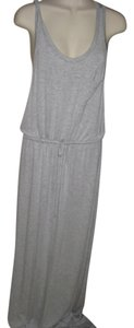 Grey Maxi Dress by Caslon
