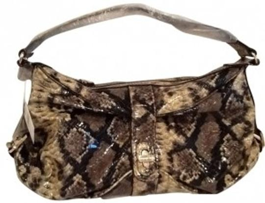 Preload https://img-static.tradesy.com/item/35867/dana-buchman-zipper-top-print-greys-blacks-beige-faux-snakeskin-shoulder-bag-0-0-540-540.jpg