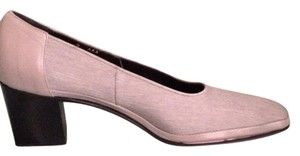 Rangoni Firenze Made In Italy Leather Gray Pumps