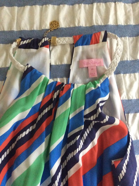 Lilly Pulitzer short dress Multi colored on Tradesy