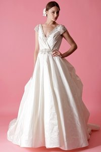 Badgley Mischka Abigail Wedding Dress