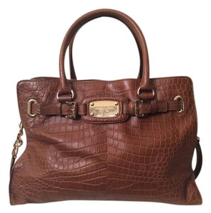 Michael Kors Tote in Mocha brown