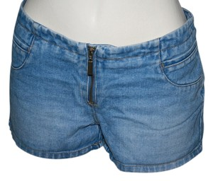 YADA YADA Mini/Short Shorts LIGHT BLUE FADED LOOK JEAN