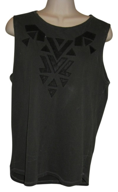 Forever 21 Top grey