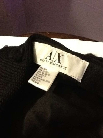 A|X Armani Exchange Black sequence fedora