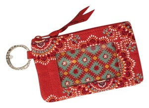 Vera Bradley Wristlet in Orange