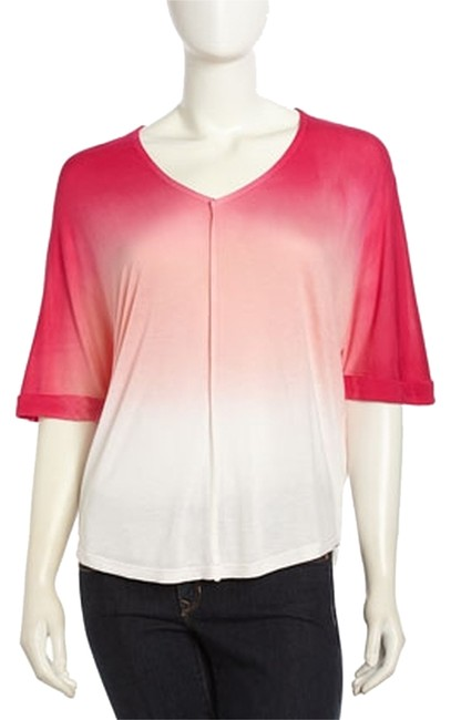 Preload https://item2.tradesy.com/images/young-fabulous-and-broke-pink-tie-dyed-blouse-size-4-s-3590071-0-0.jpg?width=400&height=650