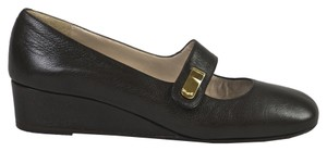 Bruno Magli Brown Wedges