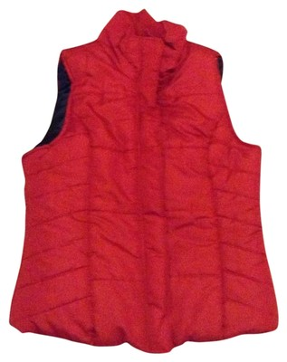 Outer edge Puffy Vest