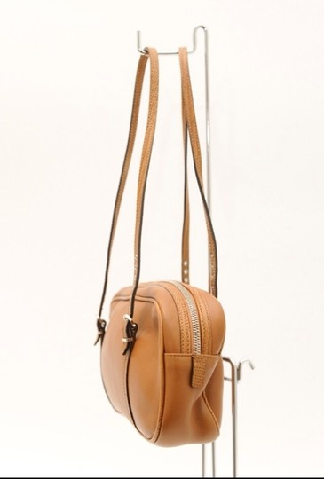 Salvatore Ferragamo Satchel in Cognac