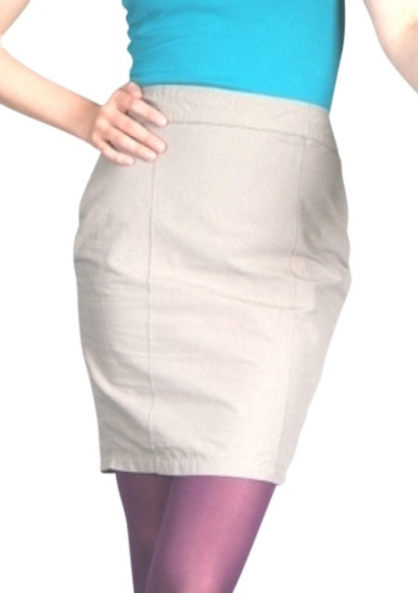Preload https://img-static.tradesy.com/item/359313/tulle-gray-cargo-pencil-knee-length-skirt-size-2-xs-26-0-0-650-650.jpg