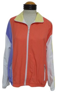 Koret Orange, Lavender, Yellow & White Jacket
