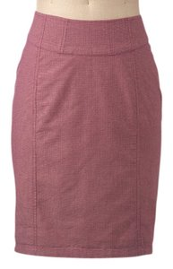Tulle High Waist Pencil Cargo Skirt blush pink