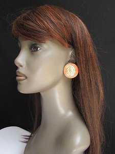 Preload https://item4.tradesy.com/images/women-fashion-gold-coral-metal-earrings-big-lion-head-one-circle-12-3593833-0-0.jpg?width=440&height=440