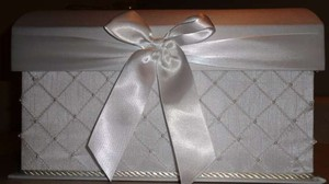 White Reception Decoration