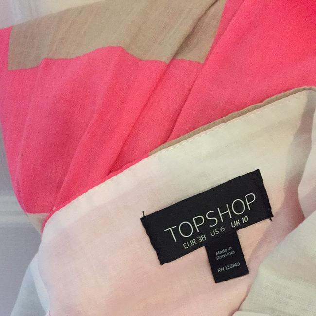 Topshop short dress on Tradesy