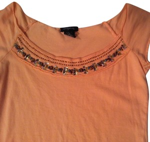 Eyeshadow T Shirt Peachy