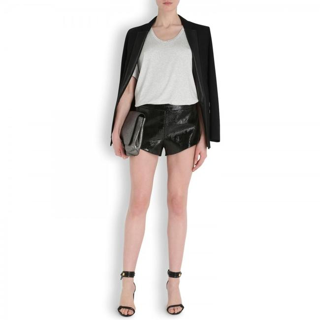 Mason by Michelle Mason Mini/Short Shorts Black