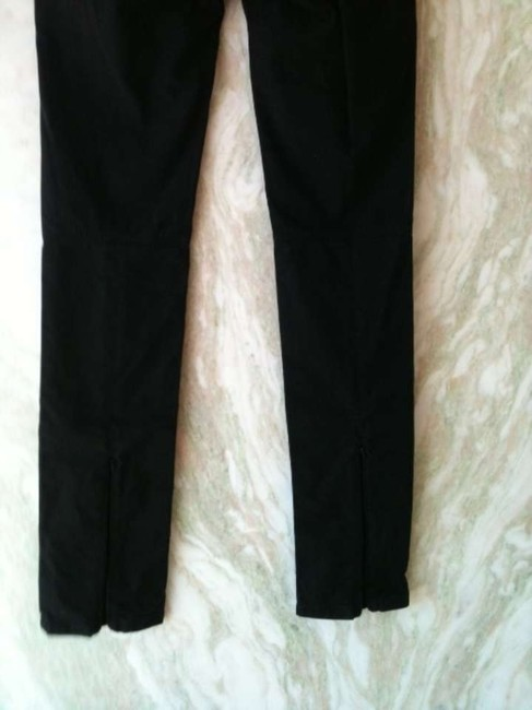 Calvin Klein Straight Pants Black