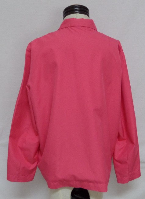 Casual Corner Pink Jacket