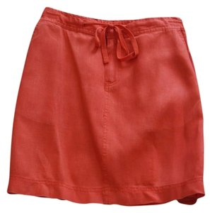 Nordstrom Skirt Orange