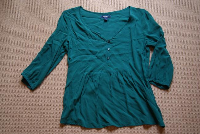Old Navy Top Emerald