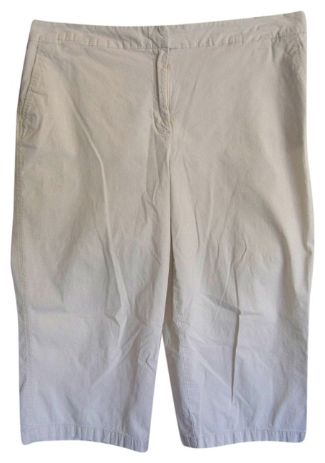 Covington Capris Off-White
