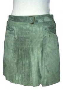 L.A.M.B. Mini Skirt Olive green