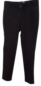 Coldwater Creek Skinny Natural Fit Knit Straight Leg Jeans-Black