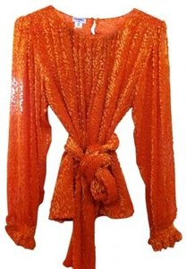 Chanel Top orange