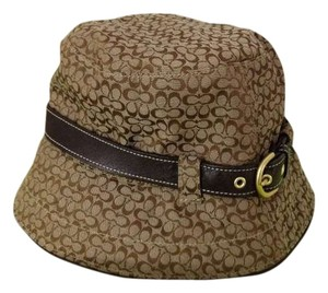 Coach COACH BUCKET HAT WITH BELT