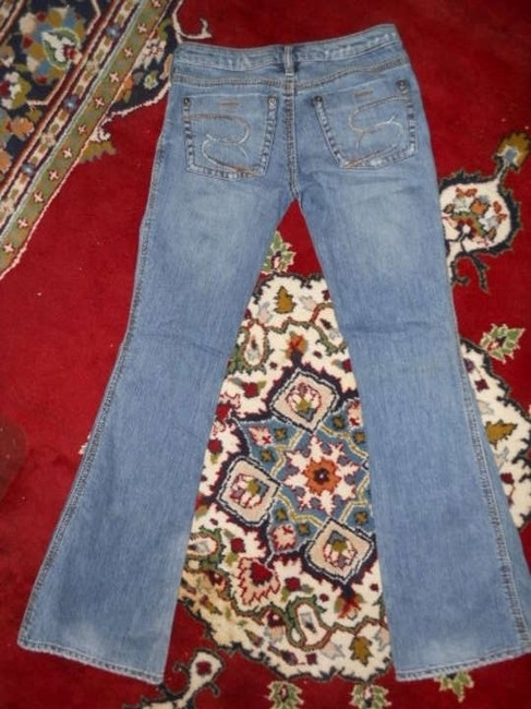 Other Boot Cut Jeans-Medium Wash