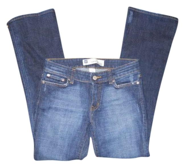 Preload https://img-static.tradesy.com/item/360364/gap-blue-dark-rinse-stretch-boot-cut-jeans-size-26-2-xs-0-0-650-650.jpg