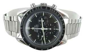 Omega OMEGA SPEEDMASTER WATCH FLIGHT QUALIFIED BY NASA SPACE MISSION FIRST ON MOON