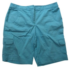 Izod Perform X Bermuda Bermuda Shorts Blue